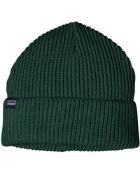 Patagonia Fishermans Rolled Beanie - Green