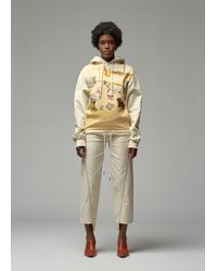 Lanvin Babar Family Hoodie - Multicolour