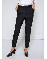 Hyke - Pin Tuck Trousers - Lyst