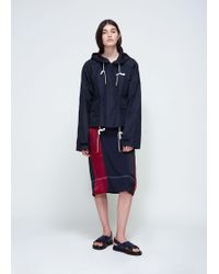 Marni | Nylon Canvas Jacket | Lyst