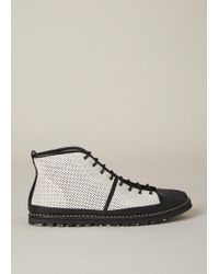 Marsèll | White Riccicarro Sneaker | Lyst