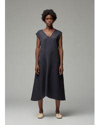 Zero + Maria Cornejo Circle Swing Dress - Black