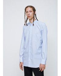 Comme des Garçons Forever Shirt - Blue