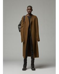 The Row Terin Coat - Green