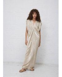 Zero + Maria Cornejo   Long Issa Dress   Lyst