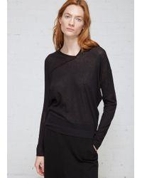 Oyuna - Asymmetric Pullover - Lyst