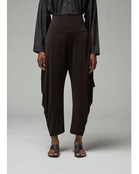 Issey Miyake Drape Pant - Black