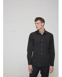 Lanvin - Fitted Business Shirt - Lyst