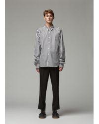 Comme des Garçons Striped Shirt - Multicolour