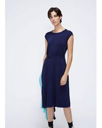 Issey Miyake - Square Knit Dress - Lyst