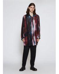 Ann Demeulemeester - Pina Multi Color Shirt - Lyst