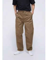 Lemaire - Belted Pant - Lyst