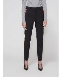 CALVIN KLEIN 205W39NYC Wool Trouser - Black