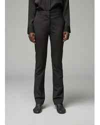 The Row Franklin Pant - Black