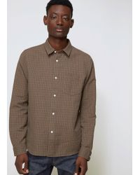 A.P.C. - Chemise Franklin - Lyst
