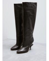 Maison Margiela - Broken Heel High Boot - Lyst