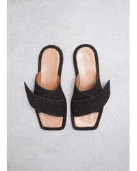 Rejina Pyo Dara Slipper - Black