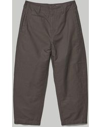 Lemaire Military Pant - Gray