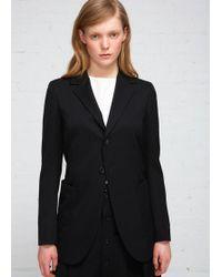 Y's Yohji Yamamoto - Tailored Jacket - Lyst