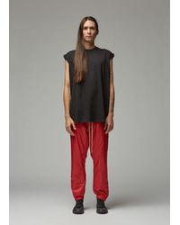Rick Owens Tarp T-shirt - Black