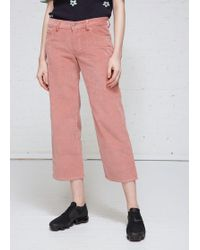 Sandy Liang - Booth Trousers - Lyst