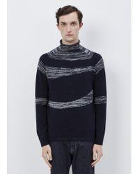 Journal - Gray Horizon Knit - Lyst