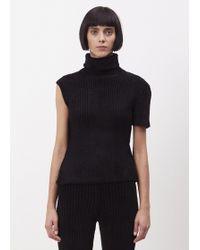 Xiao Li - Black Viki One Sleeve Top - Lyst