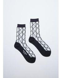 Issey Miyake - Sunlight Socks - Lyst