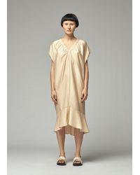 Zero + Maria Cornejo - Lua Dress - Lyst