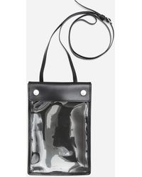 Our Legacy Map Bag - Black