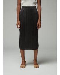 Pleats Please Issey Miyake Basics Skirt - Black