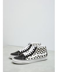 Vans - Sk8-mid Reissue Trainers - Lyst