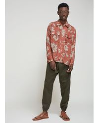 Needles - Classic Shirt - Lyst