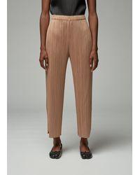 Pleats Please Issey Miyake Petal Pant - Multicolor