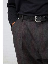 Maximum Henry - Slim Standard Belt - Lyst