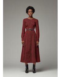 Rachel Comey Ryne Dress - Red