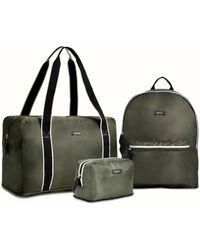 Paravel Packs In A Zip Bundle - Green
