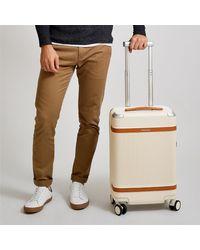 Paravel Aviator | Carry-on Plus - White