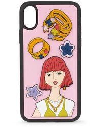 Tous Multi-colored Jewells Iphone X/xs Case - Multicolor