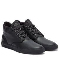 Lacoste Esparre Chukka 320 1 / Sneakers - Black