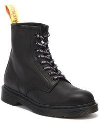 Dr. Martens Dr. Martens Sxp 1460 Sex Pistols Black Greasy Boots