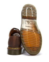 Dr. Martens 1461 Smooth Shoe - Brown