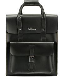 Dr. Martens - Leather Backpack - Lyst