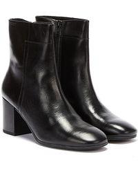 Vagabond Nicole Womens Black Leather Boots