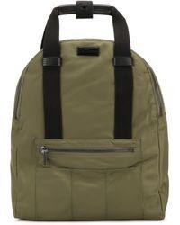 Dr. Martens Dr. Martens Green Nylon Fabric Backpack