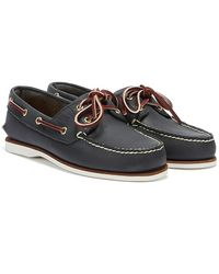 Timberland New Boat Shoe - Blue