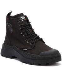 Palladium Pallakix Hi Cvs Womens Black Boots
