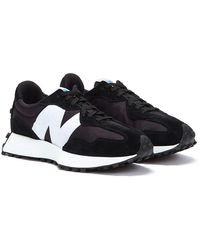 New Balance 327 Trainers - Black