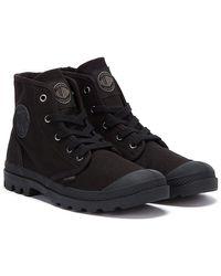 Palladium Pampa Hi Boots - Black