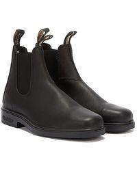 Blundstone Dress Mens Voltan Black Boots